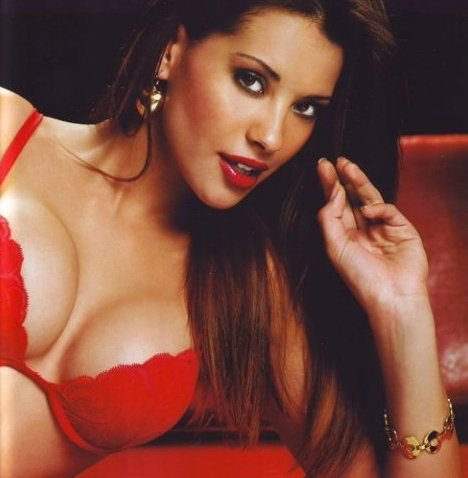 Lee Ann Liebenberg in Red