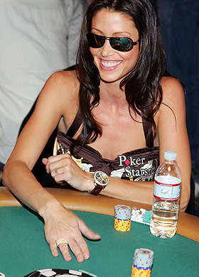 Shannon Elizabeth 2005 World Alternation of Poker