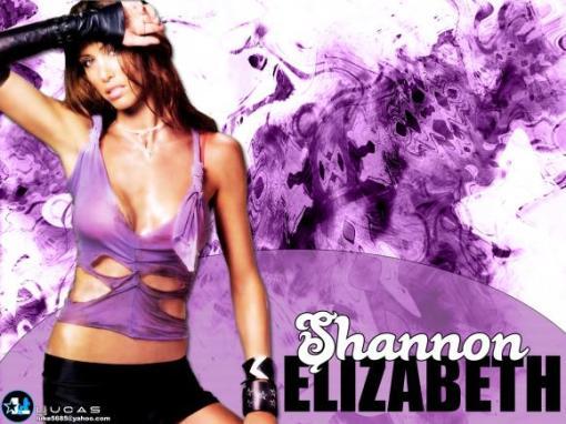 Hot Shannon Elizabeth